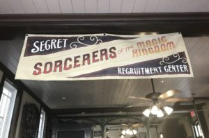 Sorcerers of the Magic Kingdom, Main Street USA Firehouse