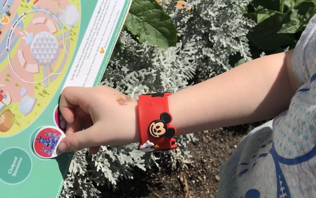 Throwback Thursday: Keep the Kids Bee-sy with Spike Pollen Nation Exploration at Epcot International Flower & Garden Festival