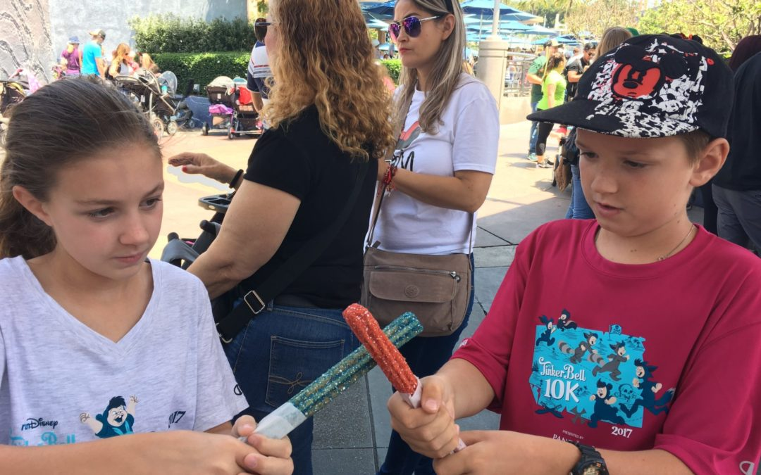 "Throwback Thursday: ""Where are the Churros??"" and Other Things a Disneyland Family Says at Walt Disney World"