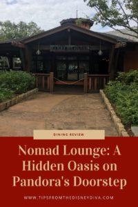 Animal Kingdom, Nomad Lounge, Tiffins, drinks, Pandora, Flight of Passage
