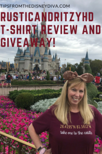 RusticandRitzyHD T-Shirt Review and Giveaway