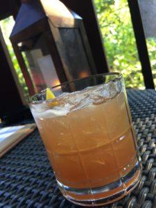 Cocktails at Nomad Lounge, drinks, Tiffins, Animal Kingdom, Pandora
