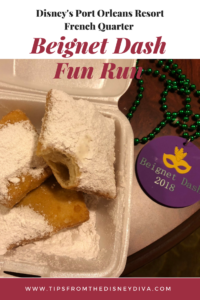 Will Run for Beignets