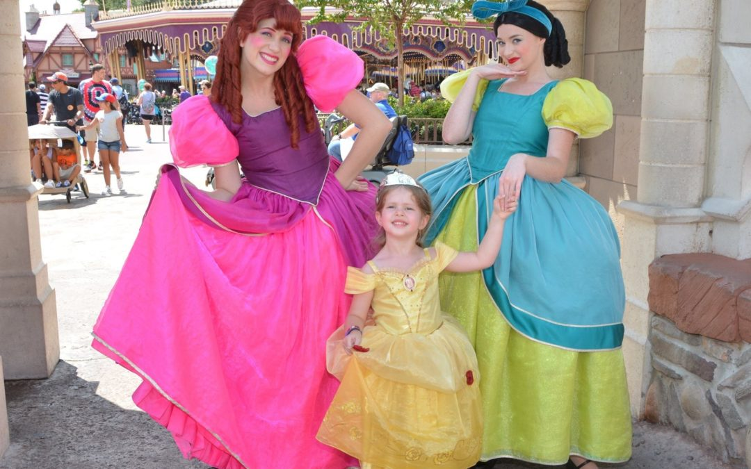 Getting Your Kids Ready for Their Trip to Walt Disney World