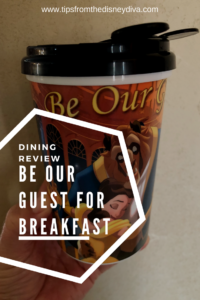 Be Our Guest for Breakfast Dining Review
