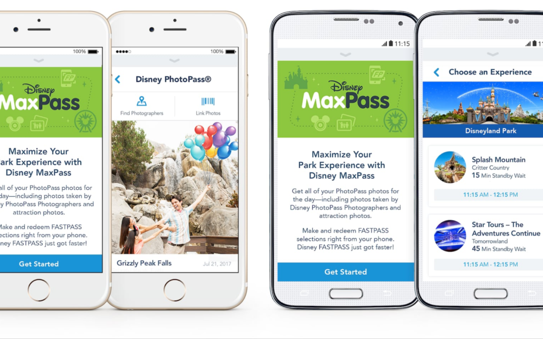 MaxPass at Disneyland Resort