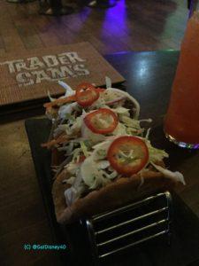 Trader Sam's Kalua Pork Taco