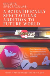 Epcot's Spectacular A Scientifically Addition to Future World