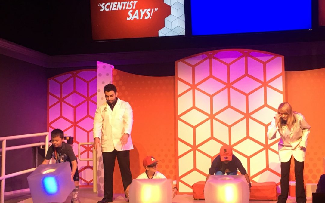 Epcot's Spectaculab: A Scientifically Spectacular Addition to Future World