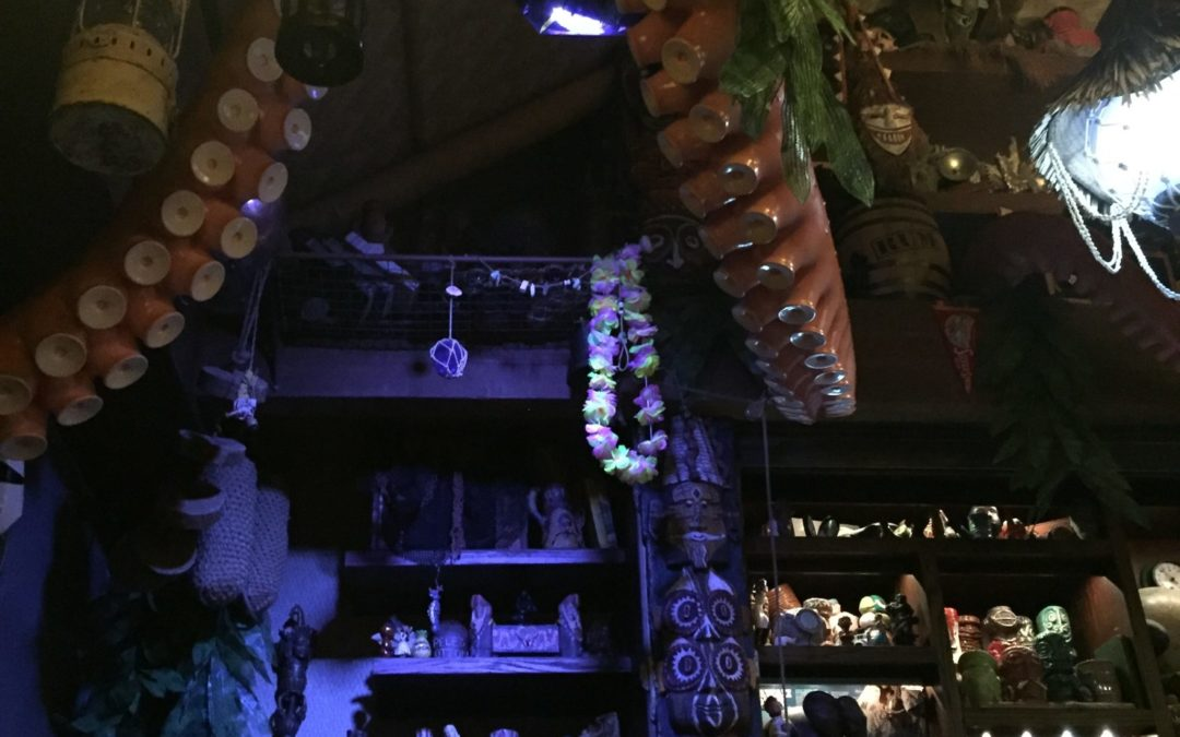 Disney's Trader Sam's Grog Grotto at the Polynesian Villas & Bungalows