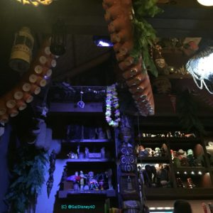 Interior Trader Sam's Grog Grotto