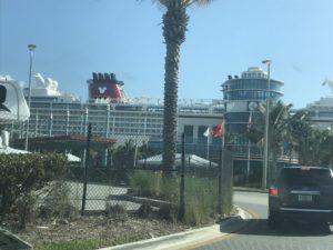 Cruise Parking