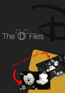 The D Files Mickey Mouse Costumes