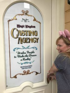 Casting Agency Wall Disney Magic Diva