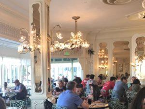 The Plaza Restaurant at Walt Disney World Resort's Magic Kingdom