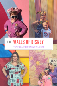 Meet Me At The Wall - The Walls of Disney