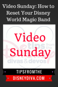 Video Sunday: How to Reset Magic Band