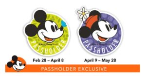 Walt Disney World Passholder