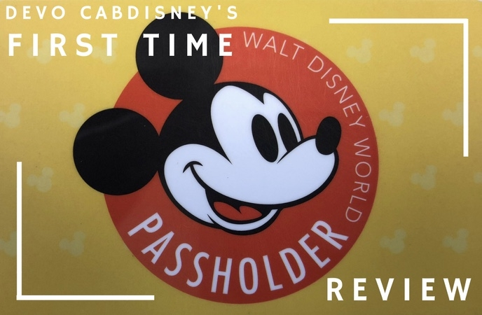 Devo CabDisney's First Time Walt Disney World Annual Passholders Review