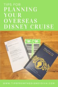 Planning Tips Disney Cruise Line, Overseas Cruise, DCL, Disney trip planning