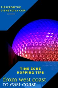 Time Zone Hopping Tips for Your Next WDW Trip