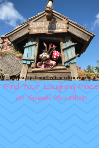 Splash Mountain at Walt Disney World's Magic Kingdom