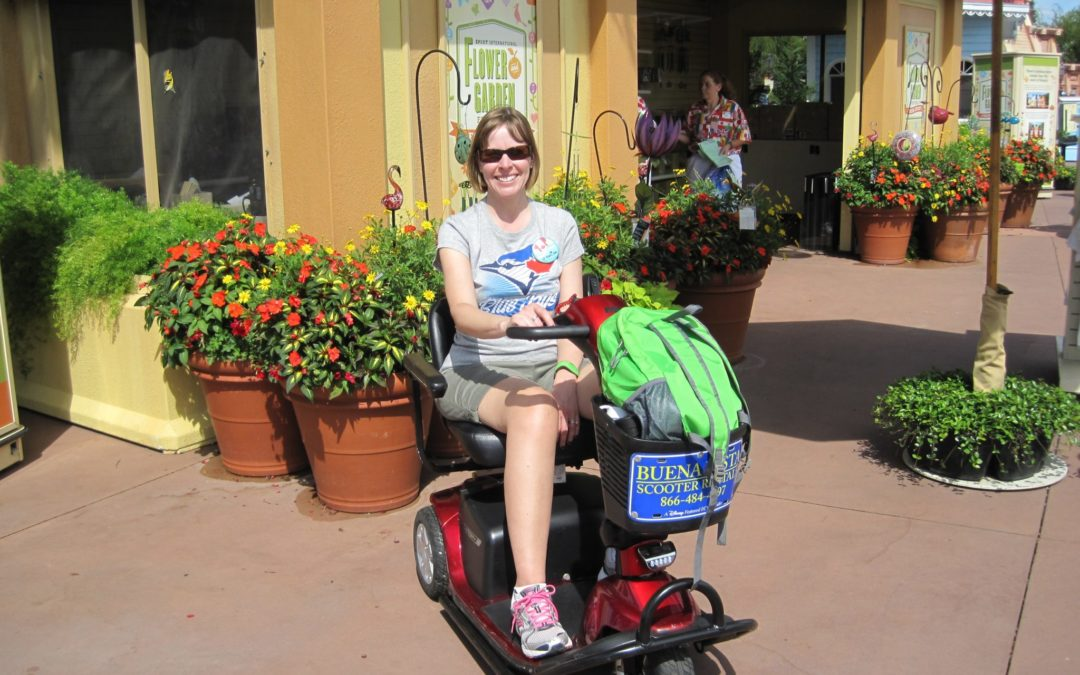 Tips for first time ECV users at Walt Disney World