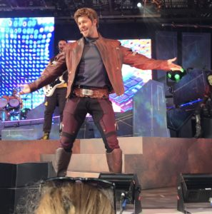Epcot's Guardians of th Galaxy - Awesome Mix Live! Really is Awesome