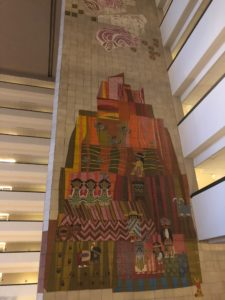 Mary Blair Mural Contemporary Resort