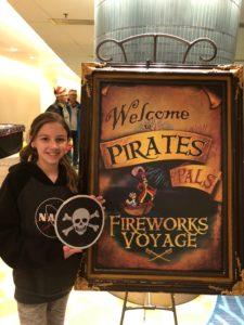 Pirate and Pals Dessert Voyage
