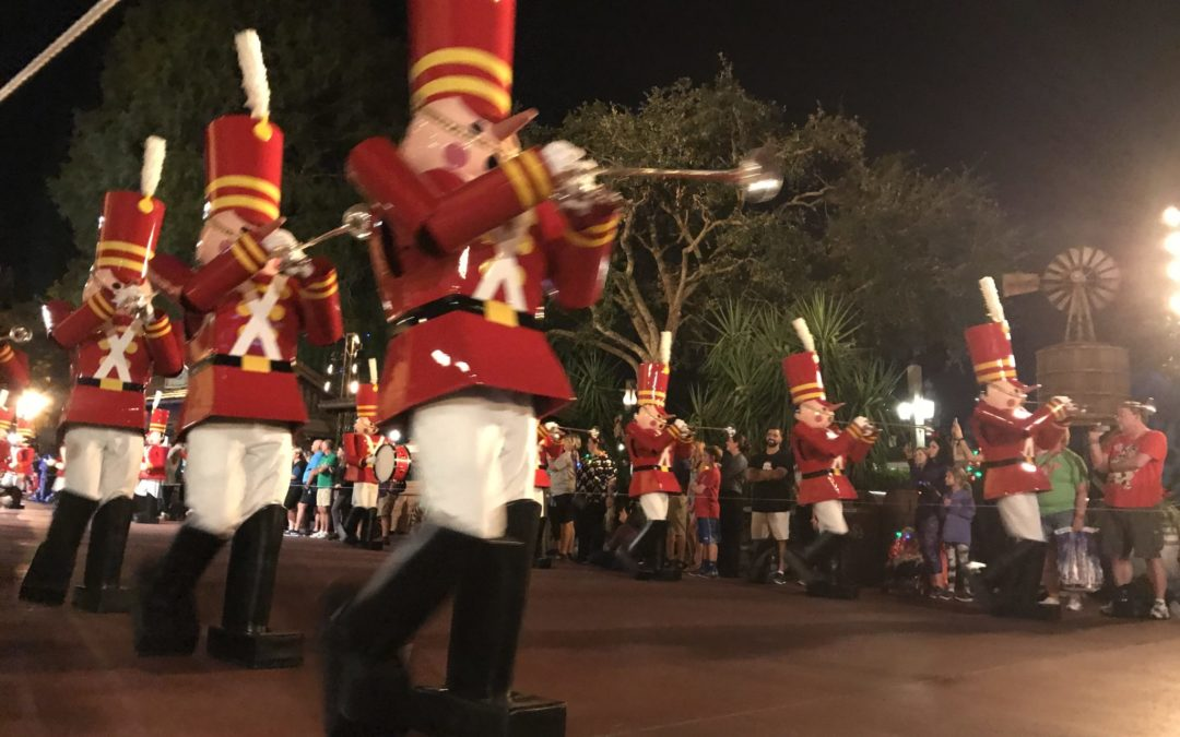 Top Ten Reasons to Attend Mickey's Very Merry Christmas Party 2018