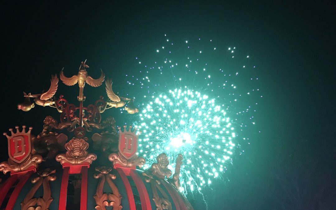 The Best Attractions To Ride While Watching Fireworks At Magic Kingdom