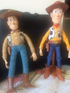 top 5 Expensive Woody Dolls