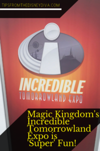 Magic Kingdom's Incredible Tomorrowland Expo is 'Super' Fun!