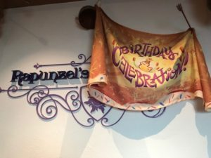 Rapunzel's Royal Table Rotational Dining on Disney Magic, Disney Cruise Line, Tangled, Snuggly Duckling