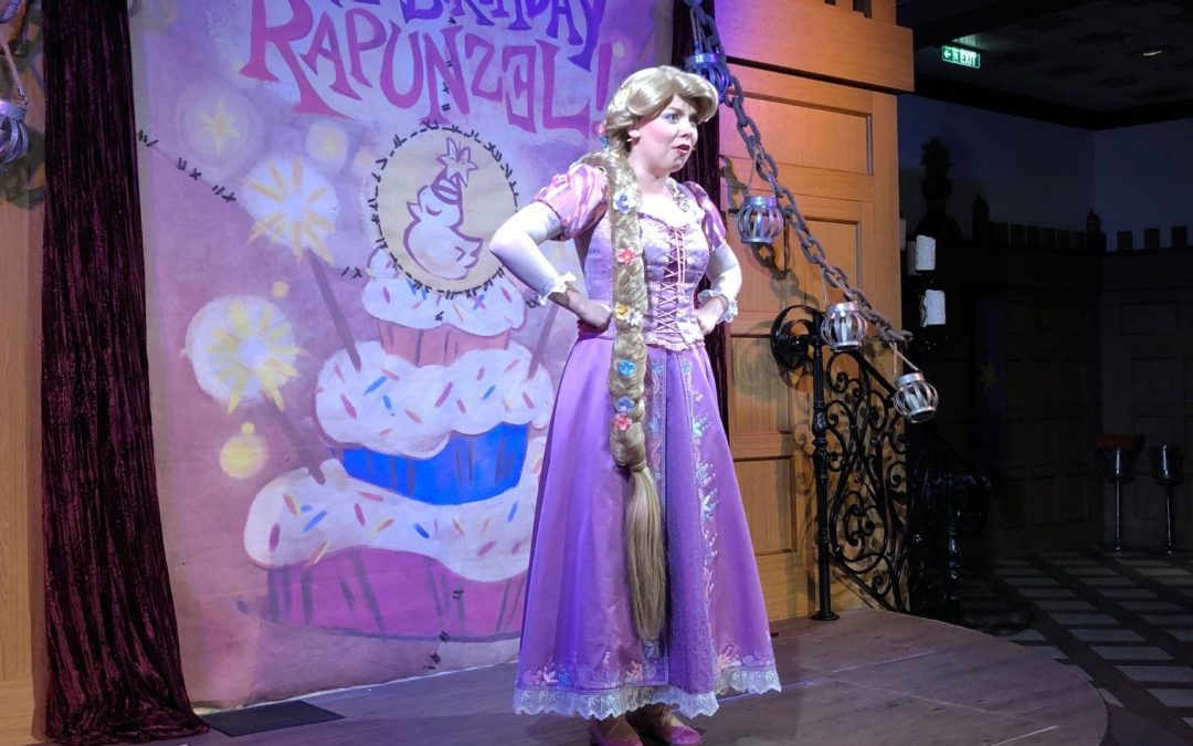 At Last I've Seen Rapunzel's Royal Table – A Magical New Rotational Dining Room on Disney Cruise Line