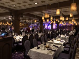 Rapunzel's Royal Table, Tangled, Disney Cruise Line dining, Disney Magic, rotational dining