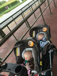 Traveling to WDW with Twins
