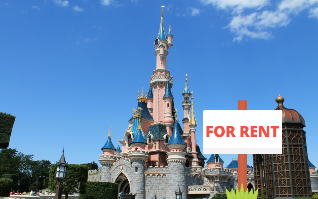 How to Live at Disneyland- And How Much That Would Cost