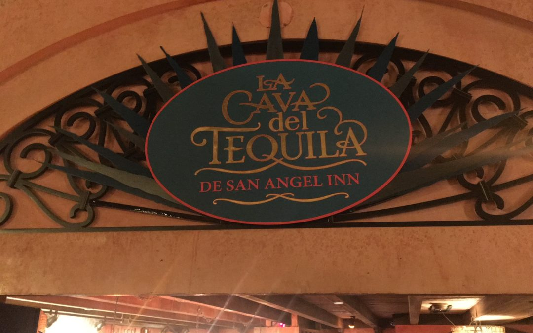 La Cava del Tequila: a Great Place to Cool Down at Epcot