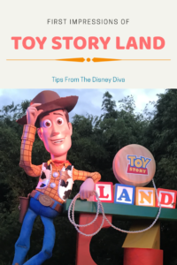 First Impressions of Toy Story Land