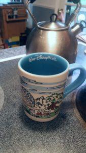 Disney coffee mug