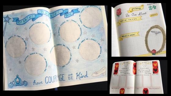 Bullet Journaling: Disney Style!
