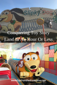 Conquering Toy Story Land In An Hour Or Less