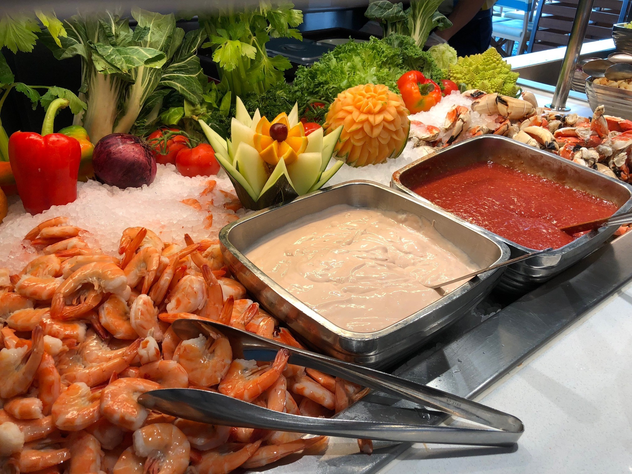 There's No Hunger On The High Seas! Casual Dining Options