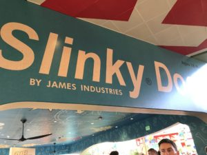 Queue at Slinky Dog Dash at Hollywood Studios Toy Story Land
