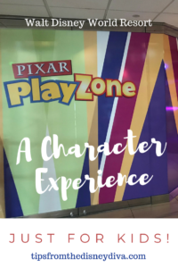 Pixar Play Zone A Character Experience Just for Kids