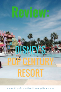 Review: Disney's Pop Century Resort