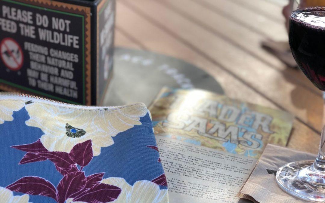 The Tiki Terrace at Disney's Polynesian Villas and Bungalows