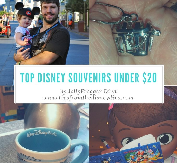 JollyFrogger Diva's Top Disney Souvenirs Under $20